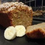 Cake banane croustillant