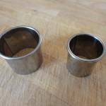 Emportes-pièces 3 et 4 cm