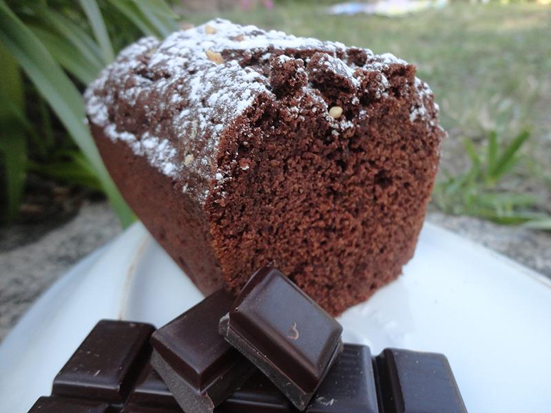 Cake au chocolat de cyril lignac la cuisine de thomas - Cyril lignac livre de cuisine ...