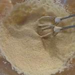 Cake intensément vanille aux pépites de chocolat