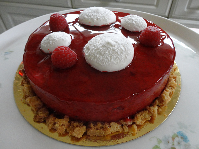 En mode bavarois – Fou de pâtisserie n°6
