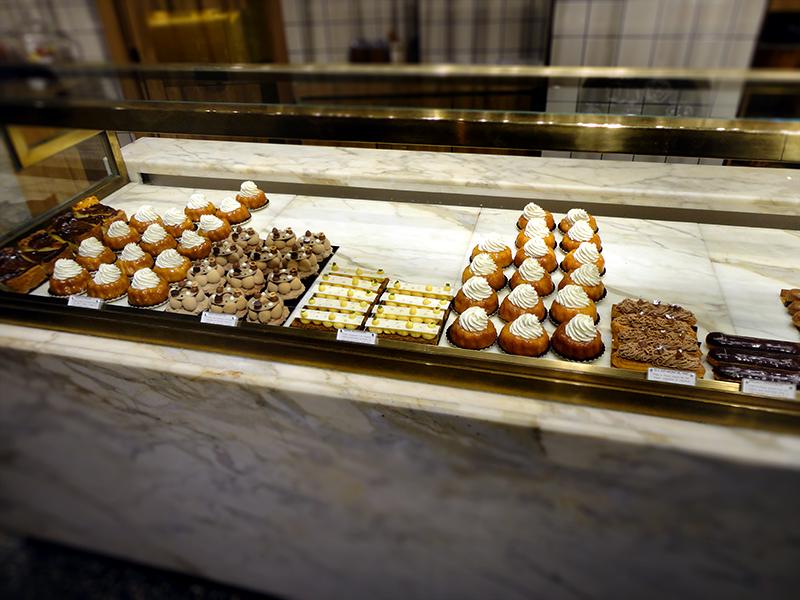 Pastry shop tour la p tisserie de cyril lignac la - Offrir un cours de cuisine avec cyril lignac ...