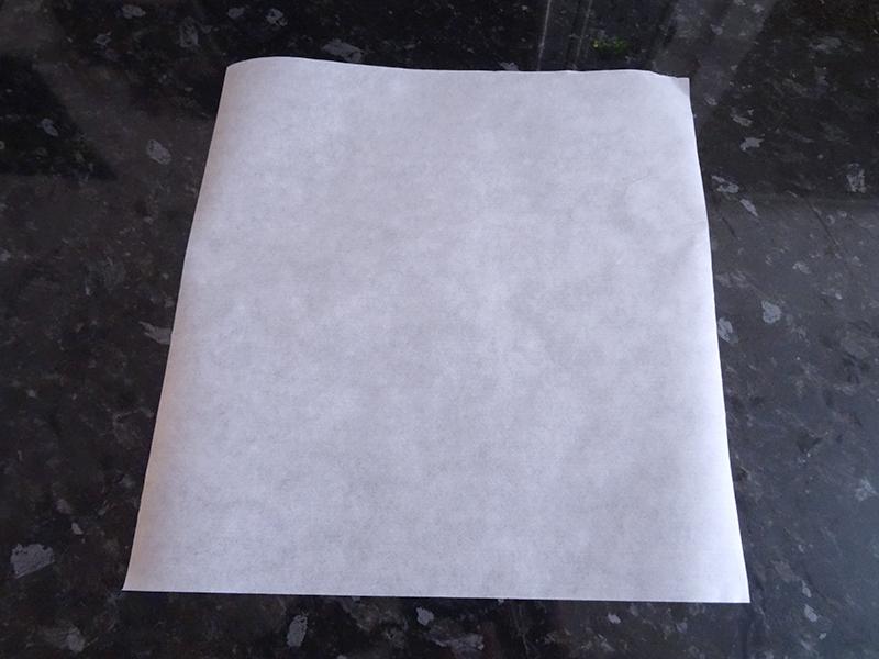 rond de papier sulfuris pour cuisson blanc la cuisine de thomas. Black Bedroom Furniture Sets. Home Design Ideas