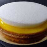 Tarte citron meringuée d'Arnaud Lerher