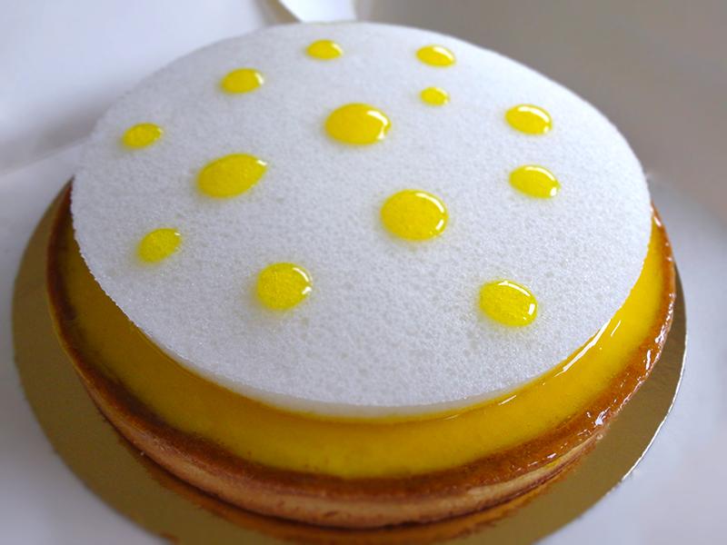 Tarte Citron Meringuee D Arnaud Larher Fou De Patisserie N 9 La