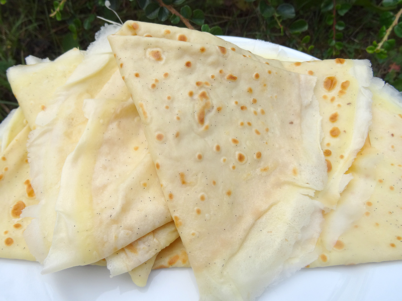 pâte à crêpes pierre hermé