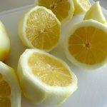 Dôme complètement citronné - citrons