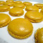 Macaron au citron façon Christophe Felder