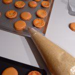 Macaron crème de marrons