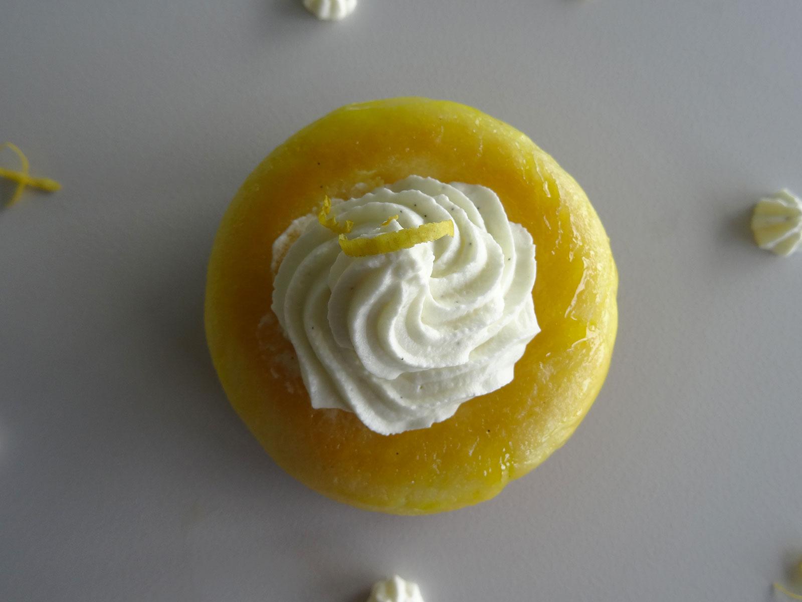 Baba au citron