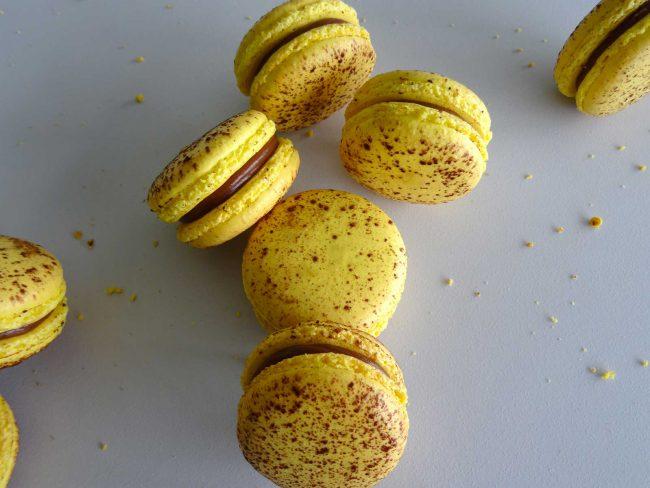 Macaron mogador de Pierre Hermé