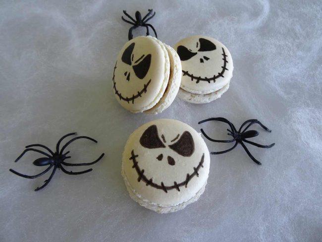 Macaron Mister Jack – choco/marshmallows